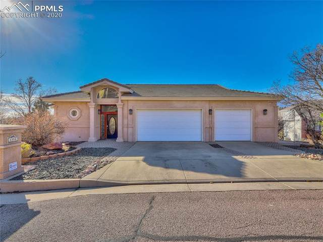 1350 Golden Hills Road, Colorado Springs, CO 80919 (#6991376) :: Venterra Real Estate LLC