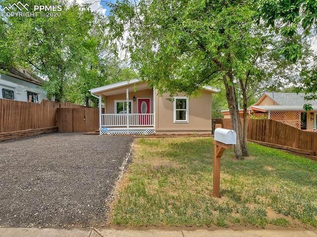 226 S Institute Street, Colorado Springs, CO 80903 (#6992449) :: The Treasure Davis Team