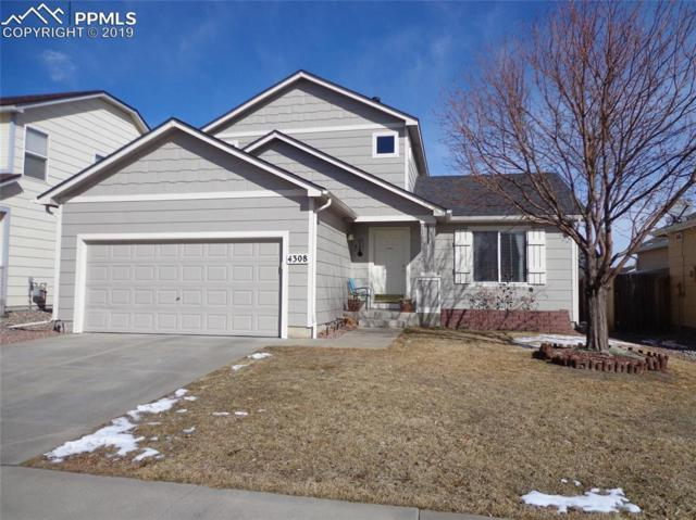 4308 Pioneer Creek Drive, Colorado Springs, CO 80922 (#6993730) :: The Kibler Group