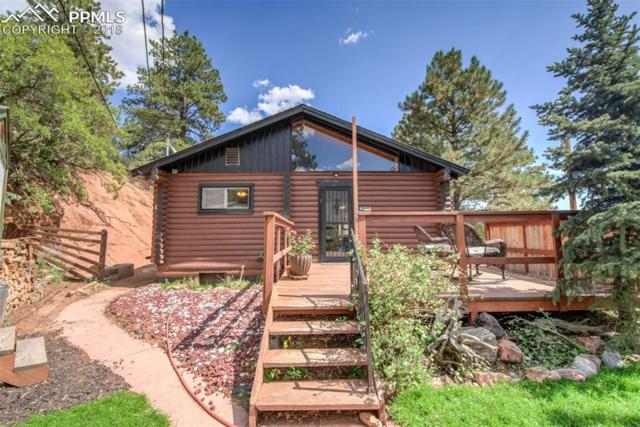 10720 Florence Avenue, Green Mountain Falls, CO 80819 (#6995316) :: Action Team Realty