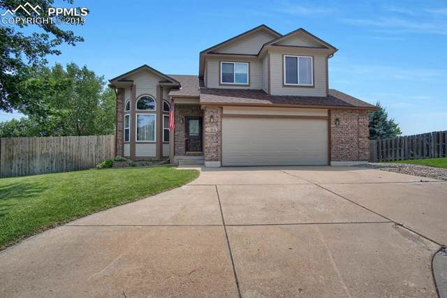 790 Amberglen Court, Colorado Springs, CO 80906 (#6995504) :: The Kibler Group