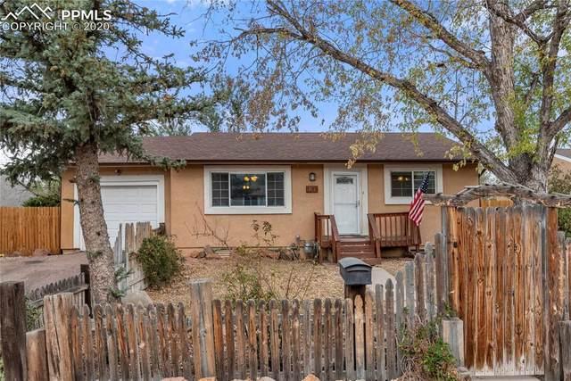 1205 Hartford Street, Colorado Springs, CO 80906 (#6996467) :: The Scott Futa Home Team