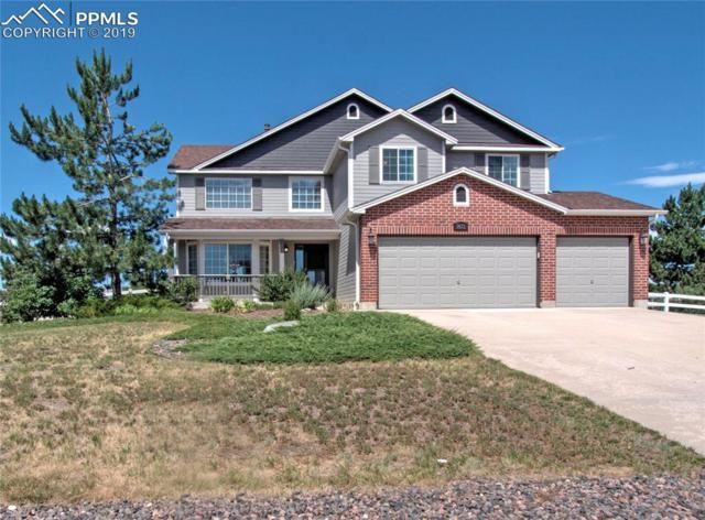 7672 Bullet Road, Peyton, CO 80831 (#6996715) :: The Kibler Group