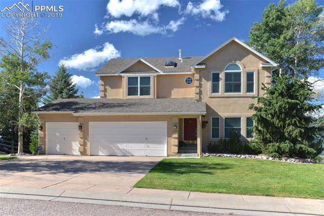 15845 Holbein Drive, Colorado Springs, CO 80921 (#6997791) :: The Treasure Davis Team