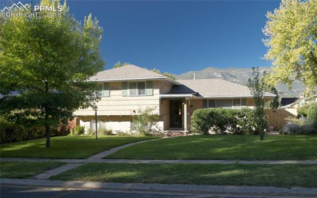 1032 Adams Drive, Colorado Springs, CO 80904 (#6998466) :: The Peak Properties Group
