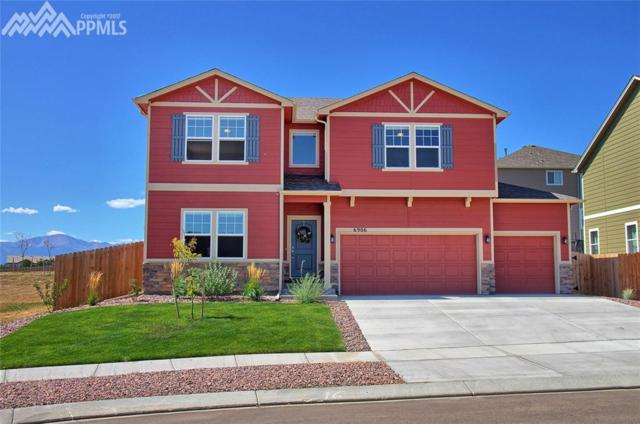 6906 New Meadow Drive, Colorado Springs, CO 80923 (#6999285) :: 8z Real Estate