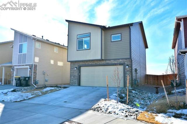 868 Technology Court, Colorado Springs, CO 80915 (#7001522) :: The Treasure Davis Team   eXp Realty