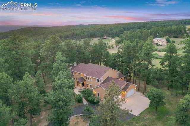 736 Lavelett Lane, Monument, CO 80132 (#7001819) :: The Daniels Team