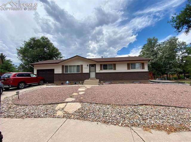 1340 Greeley Circle, Colorado Springs, CO 80915 (#7002744) :: Colorado Home Finder Realty