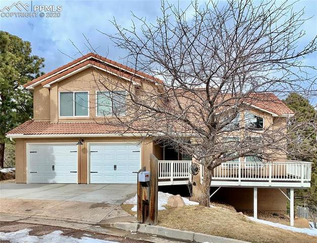 8190 Spire Court, Colorado Springs, CO 80919 (#7003595) :: Jason Daniels & Associates at RE/MAX Millennium