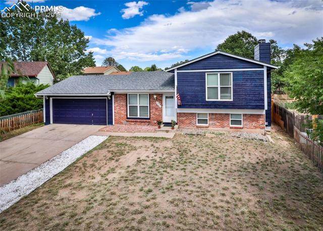 2935 Quincy Place, Colorado Springs, CO 80916 (#7005402) :: The Daniels Team