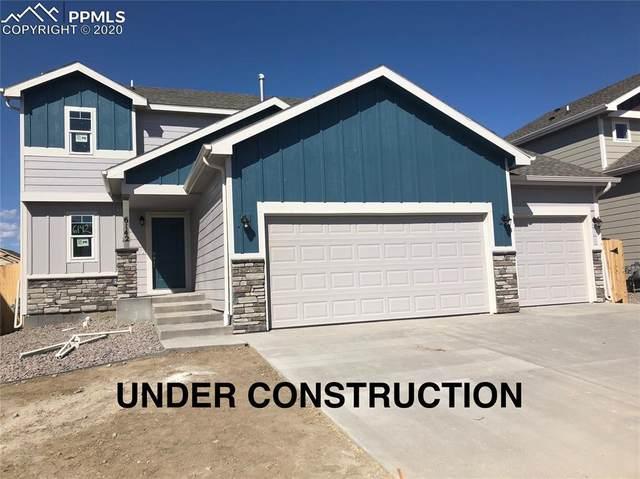 10745 Saco Drive, Colorado Springs, CO 80925 (#7010420) :: The Kibler Group