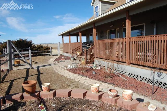 11175 Eureka Road, Calhan, CO 80808 (#7010790) :: The Dunfee Group - Keller Williams Partners Realty