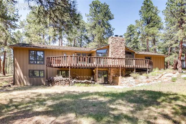 17715 Pond View Place, Colorado Springs, CO 80908 (#7011693) :: Jason Daniels & Associates at RE/MAX Millennium