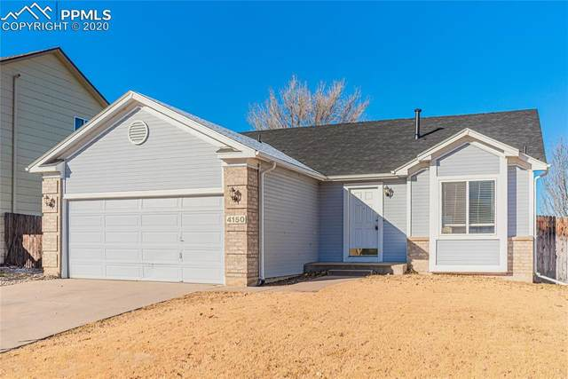 4150 Daylilly Drive, Colorado Springs, CO 80916 (#7011756) :: The Kibler Group