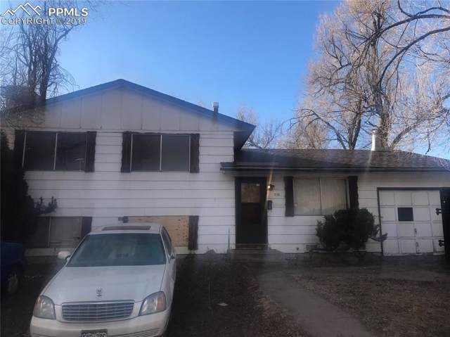 716 S Circle Drive, Colorado Springs, CO 80910 (#7013370) :: The Daniels Team