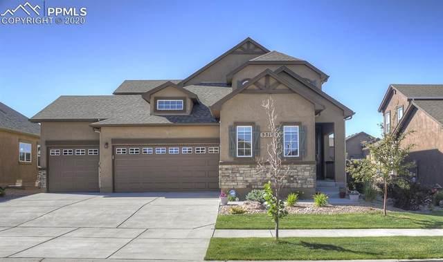 5519 Sky Meadow Drive, Colorado Springs, CO 80924 (#7013889) :: Action Team Realty