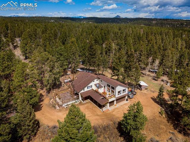 1933 County Road 782, Woodland Park, CO 80863 (#7017460) :: Fisk Team, eXp Realty