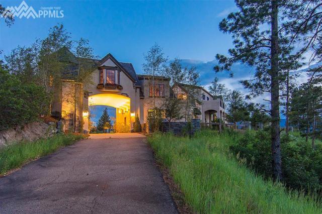 5074 S Perry Park Road, Sedalia, CO 80135 (#7019241) :: 8z Real Estate
