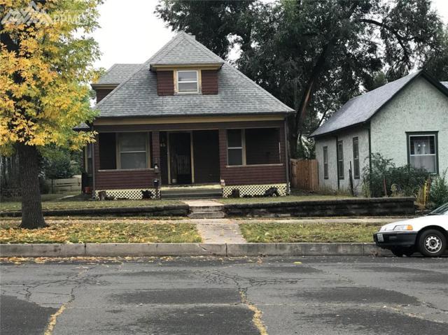 745 E Cimarron Street, Colorado Springs, CO 80903 (#7019329) :: The Dunfee Group - Keller Williams Partners Realty