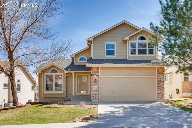 1205 Bison Ridge Drive, Colorado Springs, CO 80919 (#7022142) :: Jason Daniels & Associates at RE/MAX Millennium