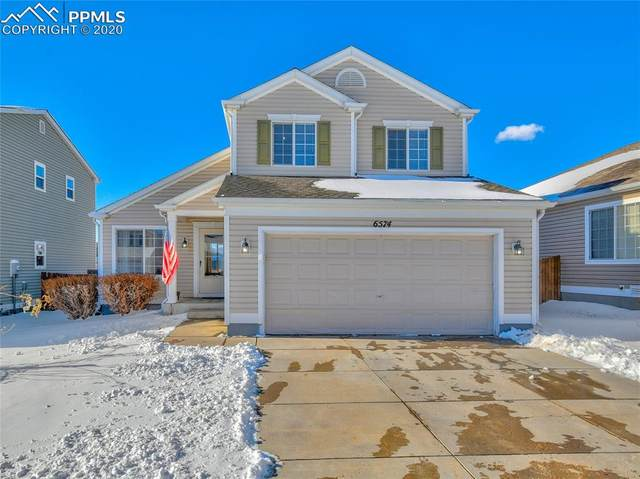 6574 Harvey Lane, Colorado Springs, CO 80923 (#7024344) :: The Dixon Group