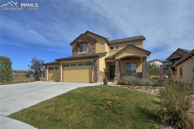 13689 Kitty Joe Court, Colorado Springs, CO 80921 (#7024830) :: The Hunstiger Team
