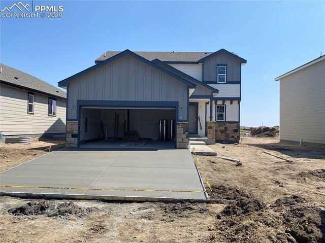 3143 Loot Drive, Colorado Springs, CO 80939 (#7025302) :: The Scott Futa Home Team