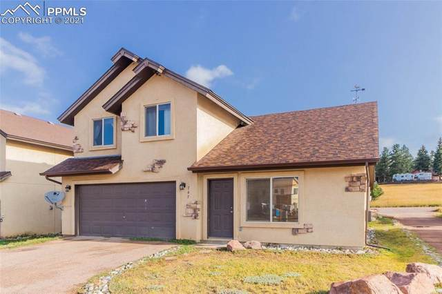 747 Apache Trail, Woodland Park, CO 80863 (#7027018) :: Tommy Daly Home Team