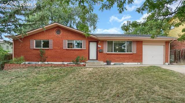 1314 Shasta Drive, Colorado Springs, CO 80910 (#7028727) :: The Scott Futa Home Team