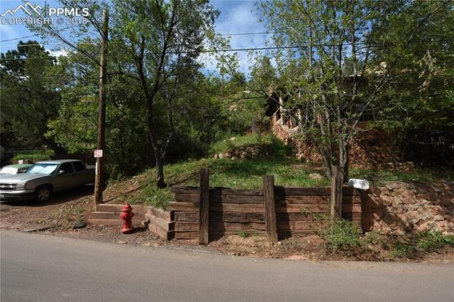 0 Minnehaha Avenue, Manitou Springs, CO 80829 (#7029493) :: Fisk Team, RE/MAX Properties, Inc.