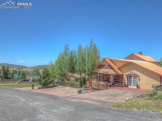 415 Main Street, Cripple Creek, CO 80813 (#7032305) :: The Artisan Group at Keller Williams Premier Realty