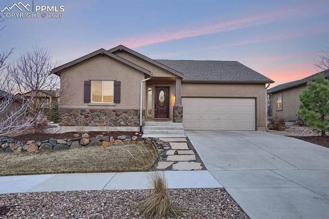 12745 Mission Meadow Drive, Colorado Springs, CO 80921 (#7032752) :: The Kibler Group