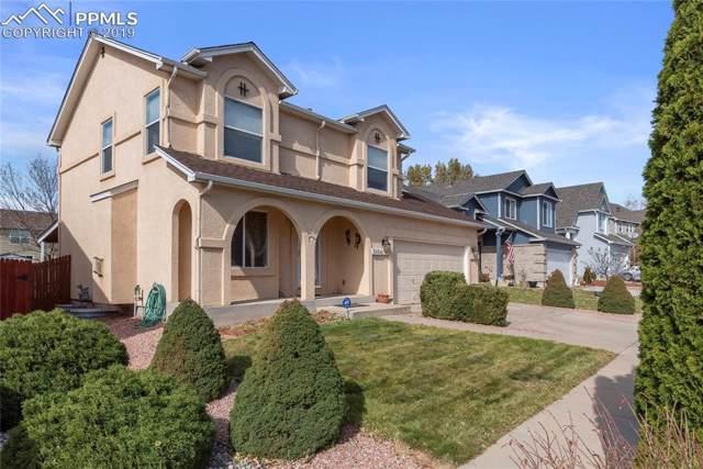3404 Viero Drive, Colorado Springs, CO 80916 (#7033044) :: The Daniels Team