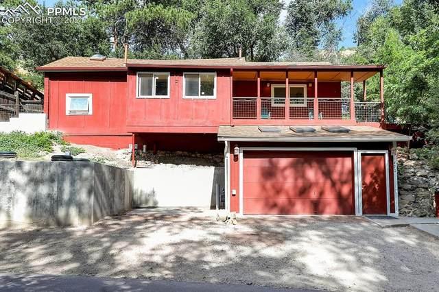 470 Bear Creek Road, Colorado Springs, CO 80906 (#7033190) :: The Kibler Group
