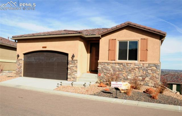 2122 Lost Quail Point, Colorado Springs, CO 80904 (#7036082) :: The Treasure Davis Team