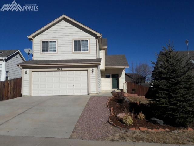 872 Regent Court, Fountain, CO 80817 (#7037504) :: CENTURY 21 Curbow Realty
