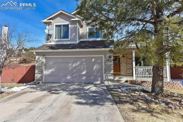 1040 Dancing Horse Drive, Colorado Springs, CO 80919 (#7038843) :: CC Signature Group