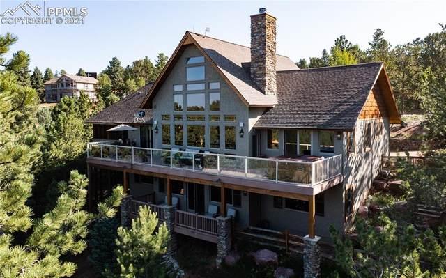 121 Homestead Road, Divide, CO 80814 (#7039637) :: Dream Big Home Team | Keller Williams