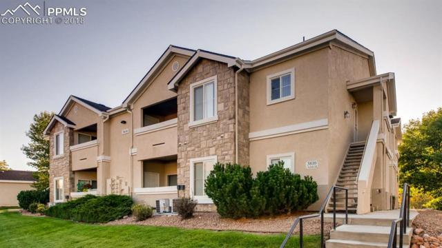 3810 Strawberry Field Grove H, Colorado Springs, CO 80906 (#7039971) :: The Treasure Davis Team