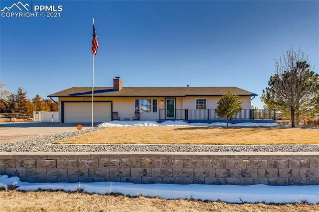 7 Lazy W Road, Fountain, CO 80817 (#7042395) :: Realty ONE Group Five Star