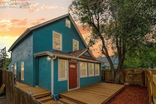 1705 W Colorado Avenue, Colorado Springs, CO 80904 (#7045560) :: Fisk Team, RE/MAX Properties, Inc.