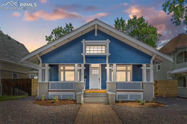 1116 W Colorado Avenue, Colorado Springs, CO 80904 (#7049398) :: Venterra Real Estate LLC