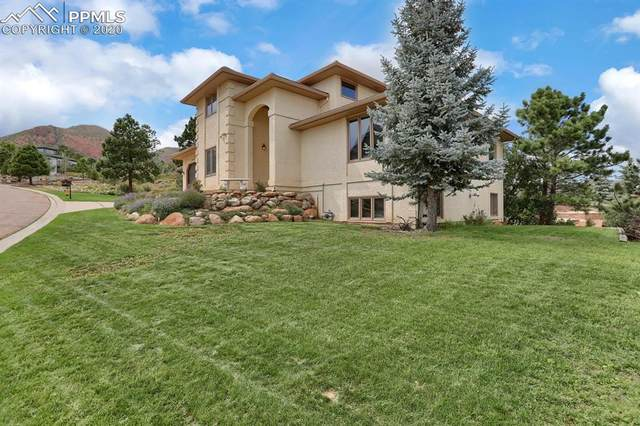 2540 Brogans Bluff Drive, Colorado Springs, CO 80919 (#7049771) :: Finch & Gable Real Estate Co.