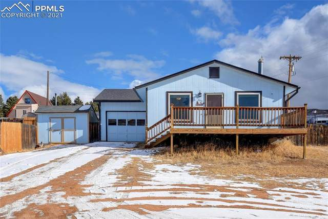 600 N A Street, Cripple Creek, CO 80813 (#7050604) :: Tommy Daly Home Team