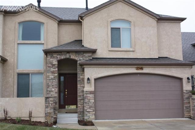 2546 Indian Hills Grove, Colorado Springs, CO 80907 (#7053365) :: The Treasure Davis Team