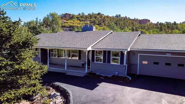 3233 Austin Drive, Colorado Springs, CO 80909 (#7057155) :: The Kibler Group