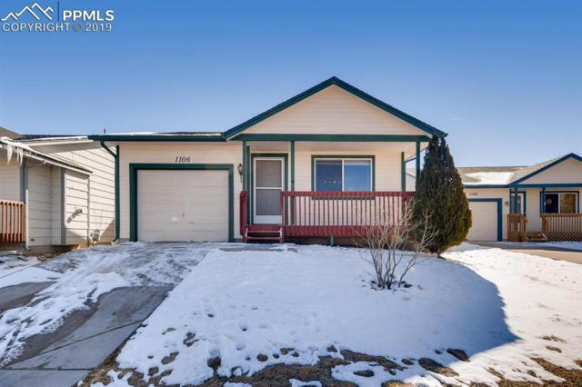 1106 Grinde Drive, Fountain, CO 80817 (#7057412) :: Jason Daniels & Associates at RE/MAX Millennium