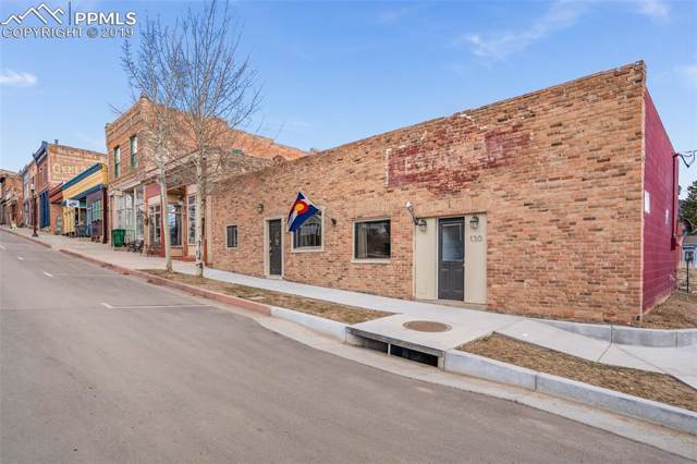 130 S 3rd Street, Victor, CO 80860 (#7059456) :: CC Signature Group
