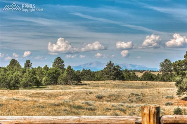 18430 Lost Ranger Road, Peyton, CO 80831 (#7063425) :: Jason Daniels & Associates at RE/MAX Millennium
